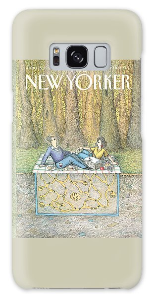 New Yorker June 15th, 1992 Galaxy Case