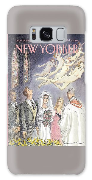New Yorker June 15th, 1998 Galaxy Case