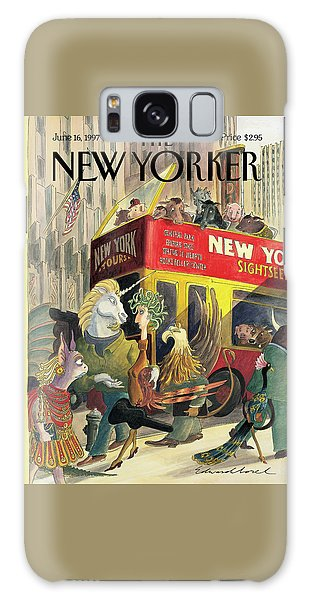 New Yorker June 16th, 1997 Galaxy Case
