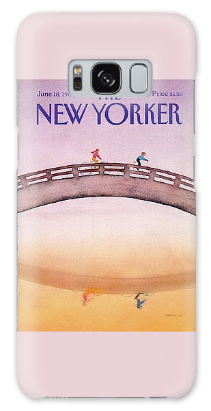 New Yorker June 18th, 1984 Galaxy Case