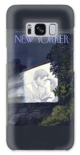 New Yorker June 19th, 1954 Galaxy Case