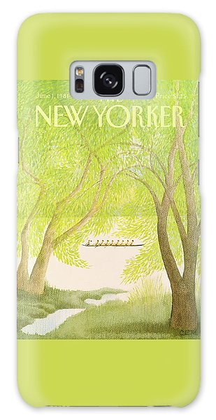New Yorker June 1st, 1981 Galaxy Case