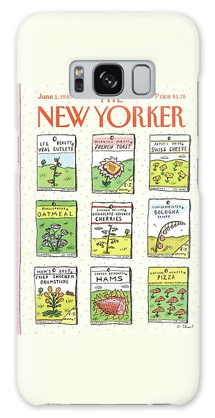 New Yorker June 1st, 1987 Galaxy Case