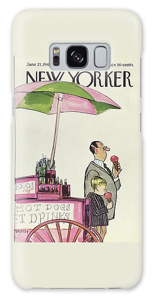 New Yorker June 21st, 1969 Galaxy Case