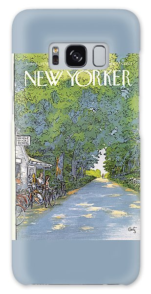 New Yorker June 21st, 1976 Galaxy Case
