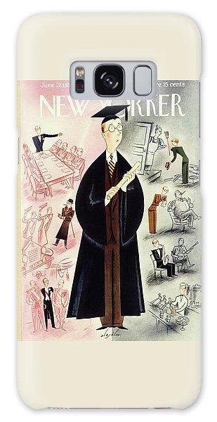 New Yorker June 22 1935 Galaxy Case
