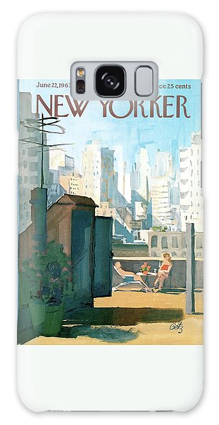 New Yorker June 22nd, 1963 Galaxy Case
