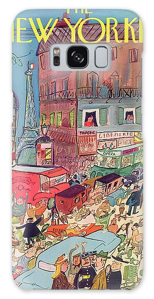 New Yorker June 24th, 1950 Galaxy Case