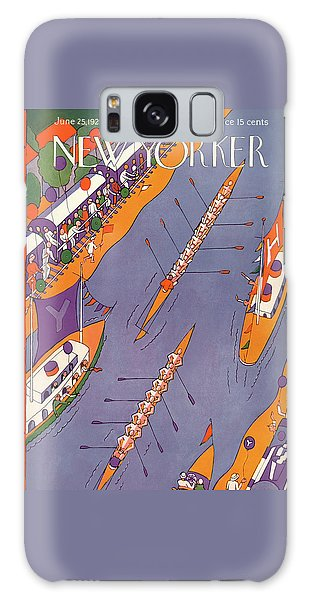 New Yorker June 25th, 1927 Galaxy Case