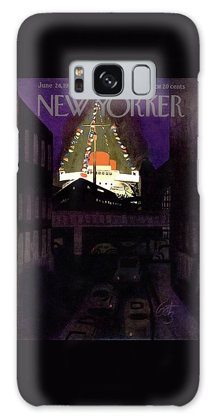 New Yorker June 28th, 1952 Galaxy Case