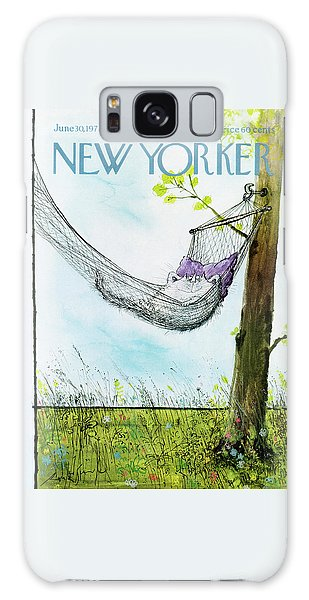 New Yorker June 30th, 1975 Galaxy Case
