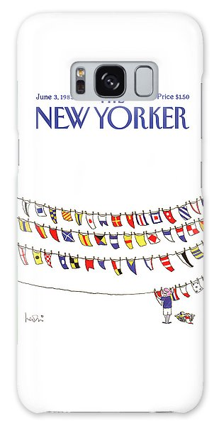 New Yorker June 3rd, 1985 Galaxy Case