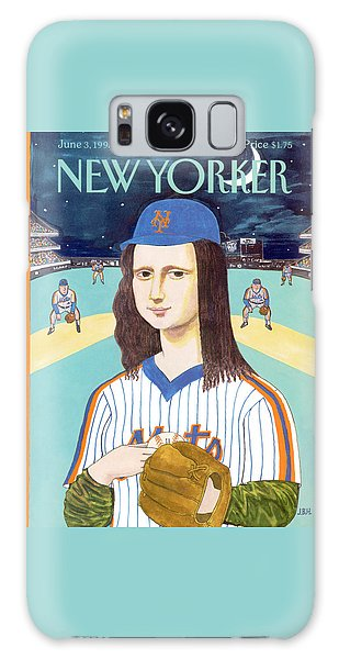 New Yorker June 3rd, 1991 Galaxy Case