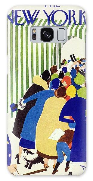 New Yorker June 4 1932 Galaxy Case