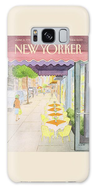 New Yorker June 4th, 1984 Galaxy Case