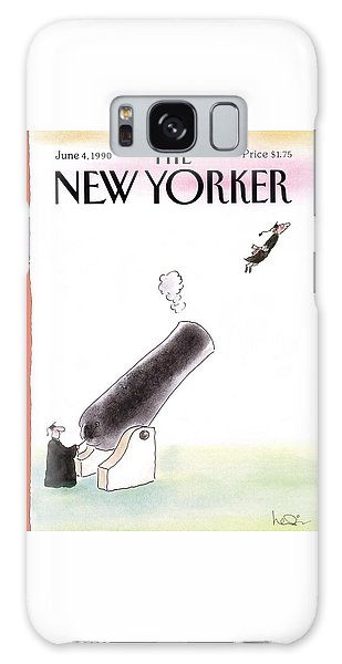 New Yorker June 4th, 1990 Galaxy Case