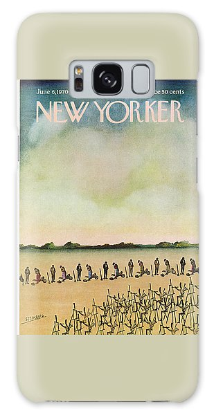 New Yorker June 6th, 1970 Galaxy Case