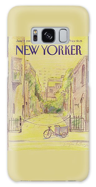 New Yorker June 7th, 1982 Galaxy Case