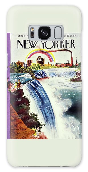 New Yorker June 8 1935 Galaxy Case