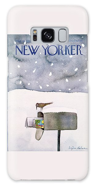 New Yorker March 10th, 1980 Galaxy Case