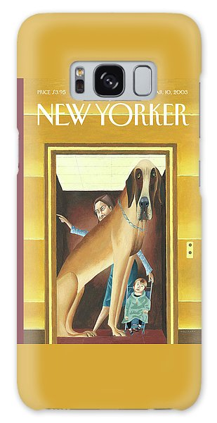 New Yorker March 10th, 2003 Galaxy Case