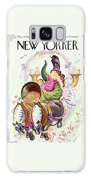 New Yorker March 12 1938 Galaxy Case
