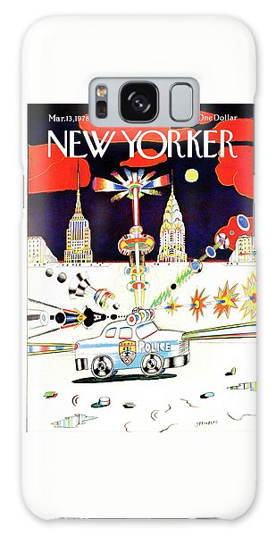 New Yorker March 13th, 1978 Galaxy Case
