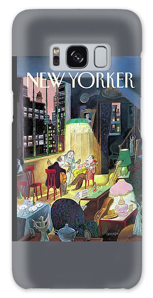 New Yorker March 13th, 2006 Galaxy Case