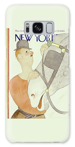 New Yorker March 14 1931 Galaxy Case
