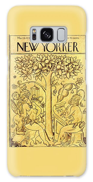 New Yorker March 14 1936 Galaxy Case