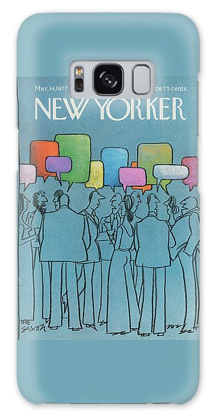 New Yorker March 14th, 1977 Galaxy Case