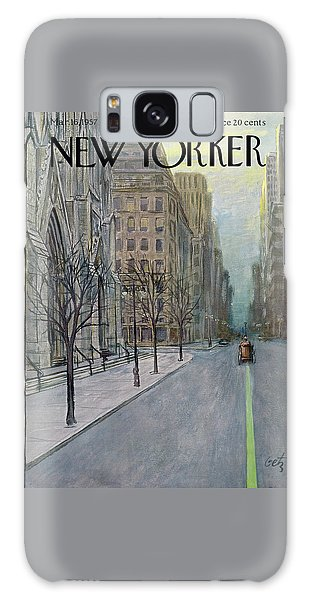 New Yorker March 16th, 1957 Galaxy Case