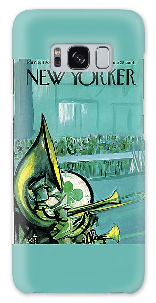 New Yorker March 18th, 1961 Galaxy Case