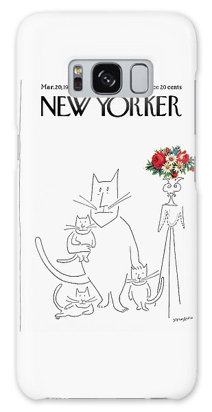 New Yorker March 20th, 1954 Galaxy Case