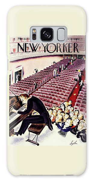 New Yorker March 21 1936 Galaxy Case