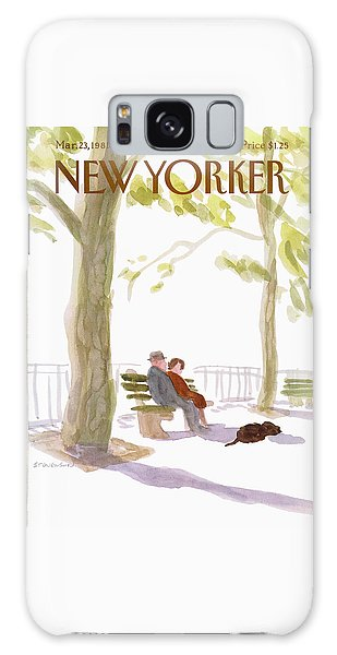 New Yorker March 23rd, 1981 Galaxy Case