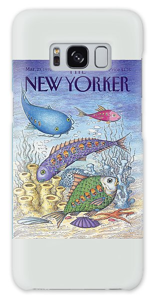 New Yorker March 23rd, 1992 Galaxy Case