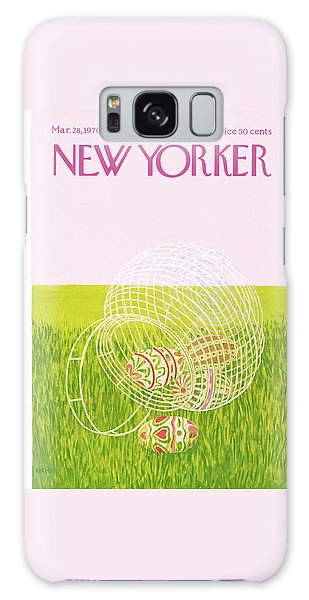 New Yorker March 28th, 1970 Galaxy Case