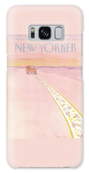New Yorker March 28th, 1983 Galaxy Case