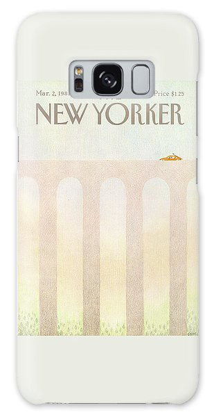 New Yorker March 2nd, 1981 Galaxy Case
