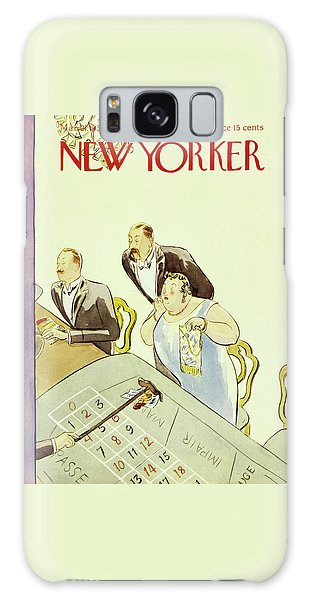 New Yorker March 3 1931 Galaxy Case