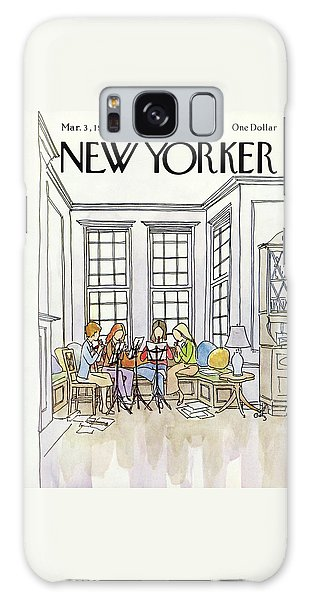 New Yorker March 3rd, 1980 Galaxy Case