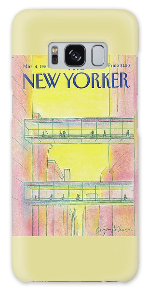 New Yorker March 4th, 1985 Galaxy Case