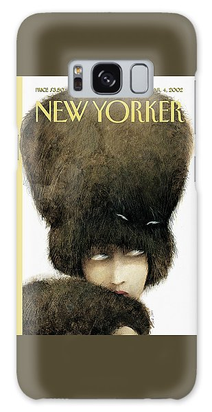 New Yorker March 4th, 2002 Galaxy Case