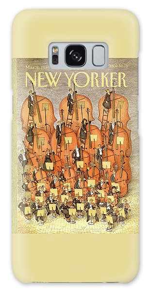 New Yorker March 6th, 1989 Galaxy Case