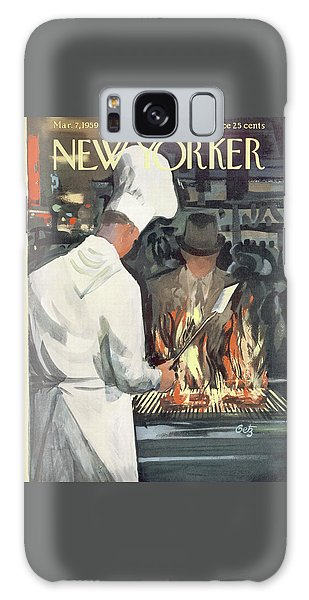 New Yorker March 7th, 1959 Galaxy Case