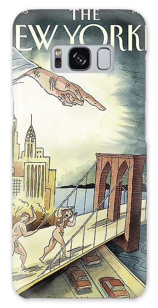 New Yorker March 7, 2005 Galaxy Case