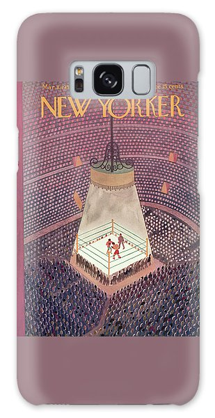New Yorker March 8th, 1930 Galaxy Case