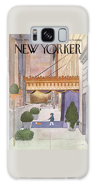 New Yorker March 8th, 1976 Galaxy Case