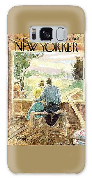 New Yorker May 13th, 1961 Galaxy Case